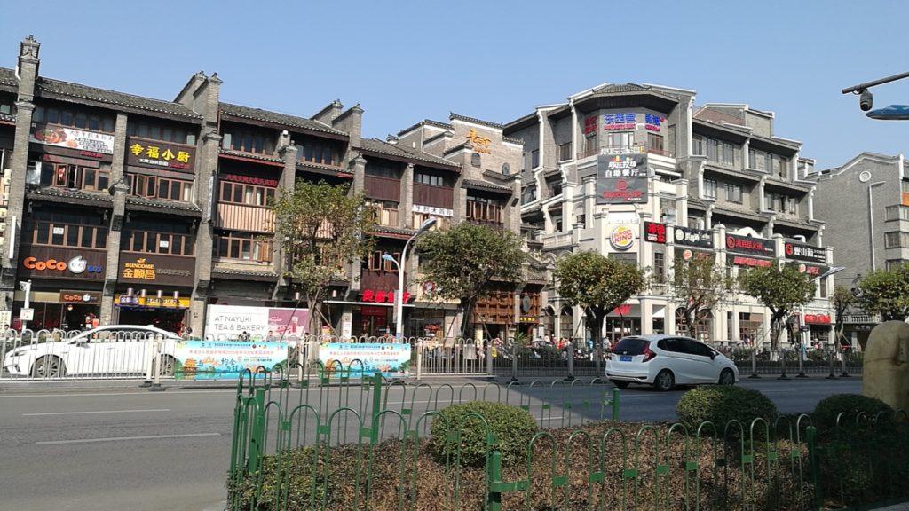 桂林の様子(2月7日)